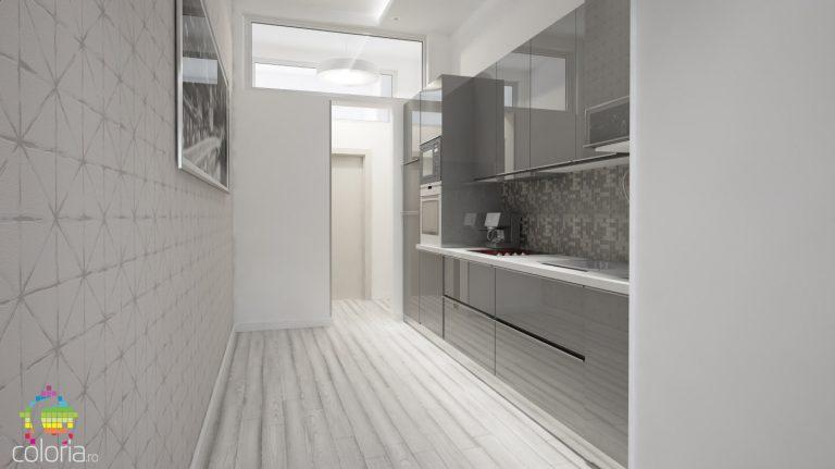 Design interior bucatarii Constanta