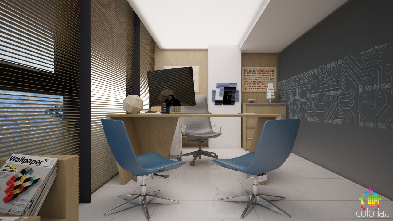 Design interior birou Constanta