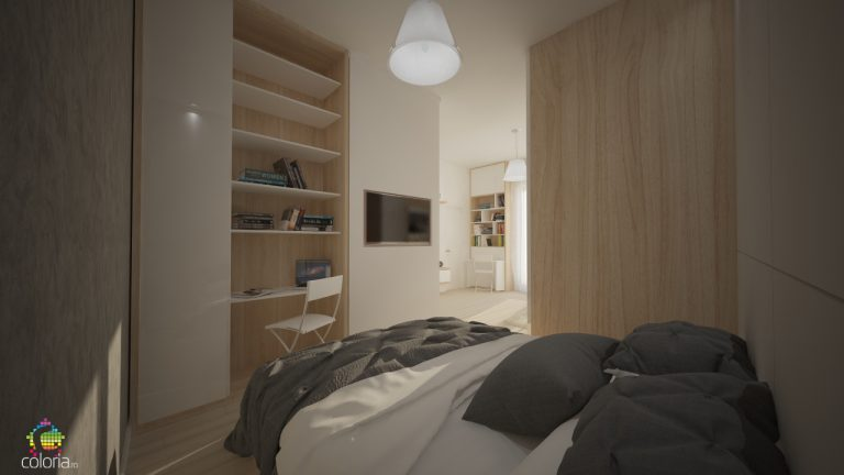 Design Interior Constanta - Amenajare dormitoare