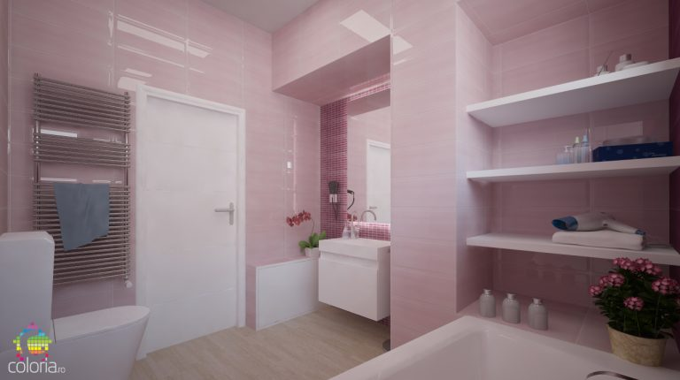 Design interior Constanta - Amenajare baie