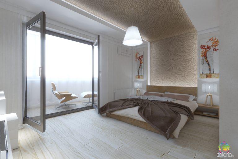 Design Interior Constanta - Amenajare dormitor
