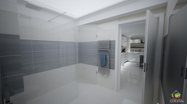 Design interior baie Constanta