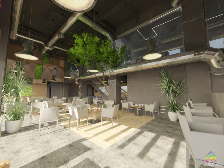 Design Interior Constanta - Amenajare cafenea