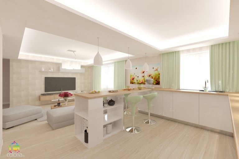Design Interior Constanta - Design bucatarii Constanta
