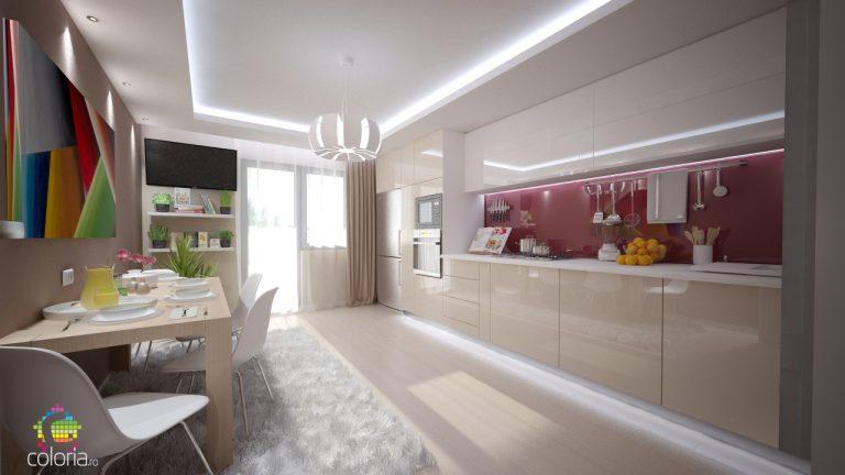 Design Interior Constanta - Design bucatarii