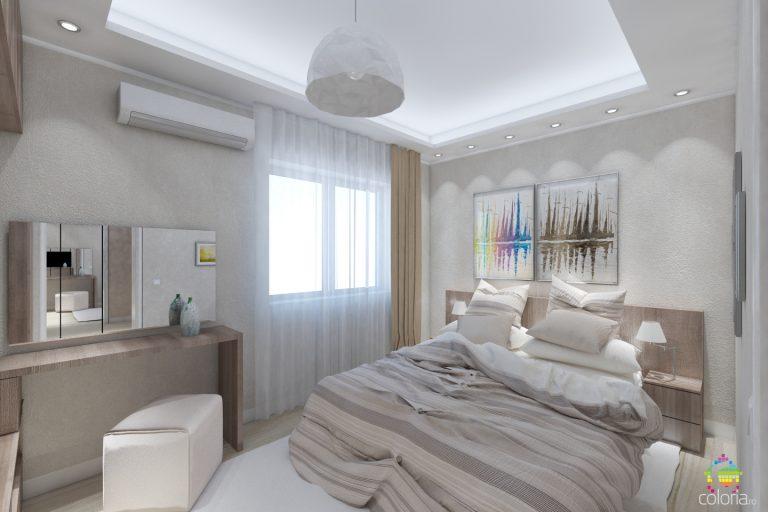 Design Interior Constanta - Amenajare interior dormitor